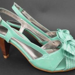 Sapato Verniz 14211 Verde 1